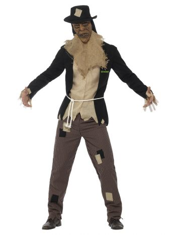 Goosebumps The Scarecrow Costume, Black
