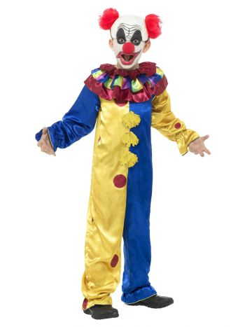 Goosebumps The Clown Costume, Multi-Coloured