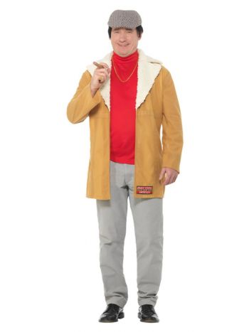 Only Fools and Horses, Del Boy Costume, Beige