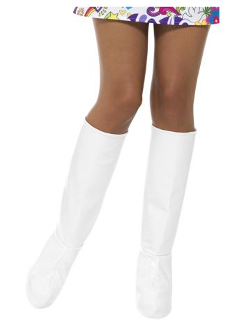 GoGo Boot Covers, White