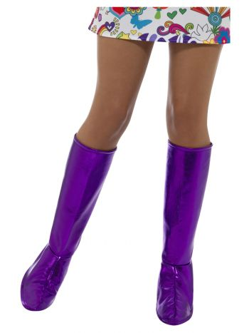 GoGo Boot Covers, Purple