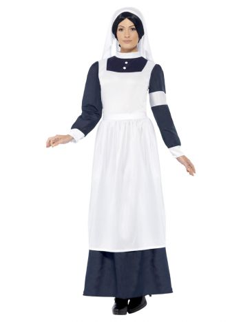 Great War Nurse Costume, White