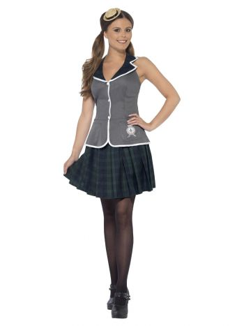 Prefect Costume, Grey