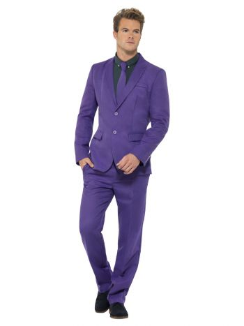 Purple Suit, Purple