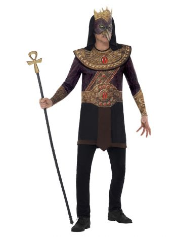 Horus, God of the Sky Costume, Brown