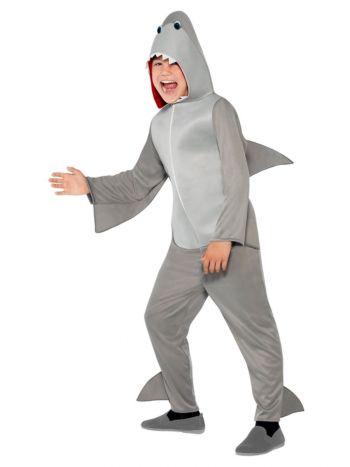 Shark Costume, Grey