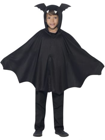 Bat Cape, Black