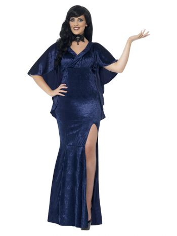 Curves Sorceress Costume