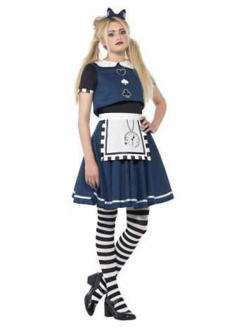 Dark Day Dreamer Costume, Blue
