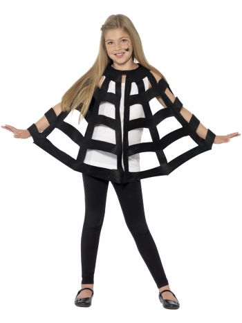 Spider Cape, Black