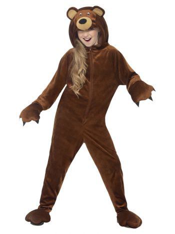 Bear Costume, Brown