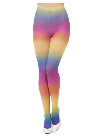 Opaque Tights, Rainbow
