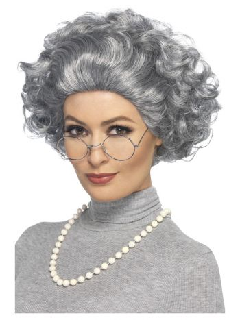 Granny Kit, Grey