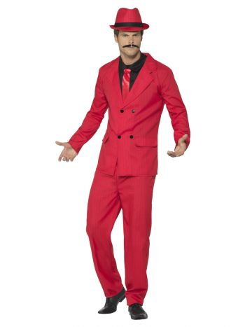 Zoot Suit, Red