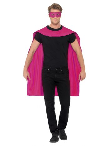 Cape, Pink