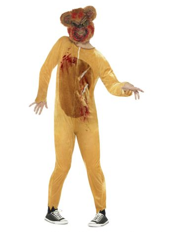 Deluxe Zombie Teddy Bear Costume