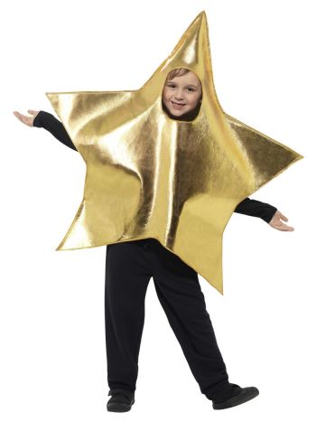 Shining Star Costume, Gold