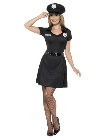 Special Constable Costume, Black