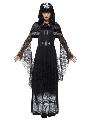 Black Magic Mistress Costume, Black