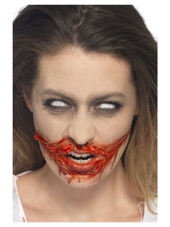 Smiffys Make-Up FX, Fake Blood & Latex Kit,