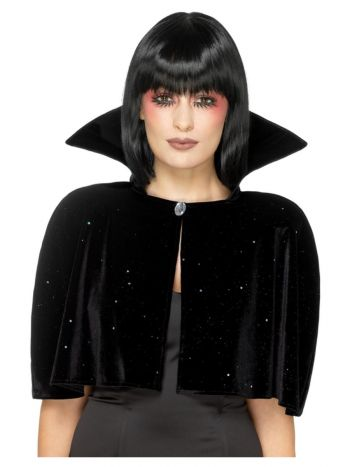 Evil Queen Cape, Black