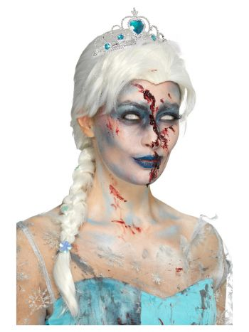Zombie Froze To Death Wig