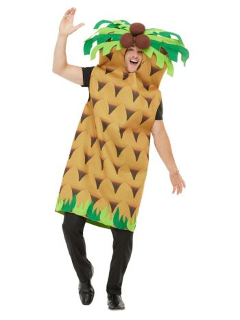 Palm Tree Costume, Green