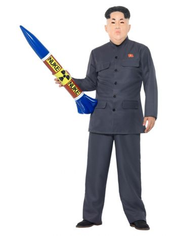 Dictator Costume, Grey