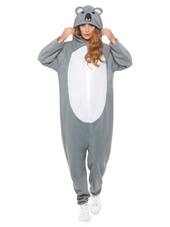 Koala Bear Costume, Grey