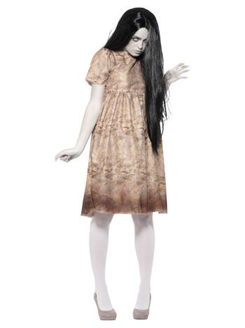 Evil Spirit Costume, Grey