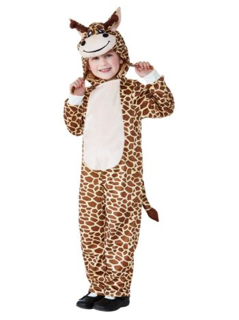 Toddler Giraffe Costume