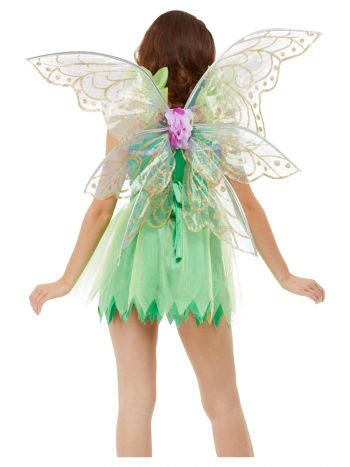 Pretty Pixie Fairy Wings, Purple