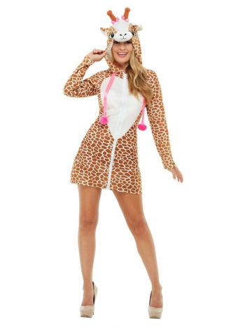 Giraffe Costume, Brown
