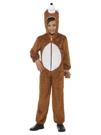 Fox Costume, Brown