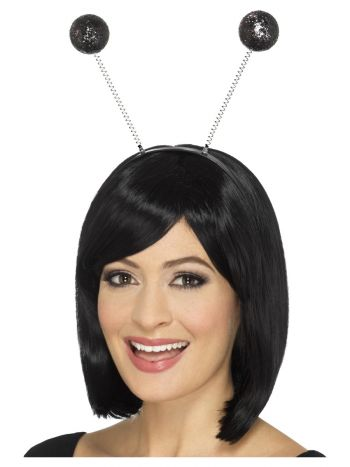 Glitter Ball Boppers, Black