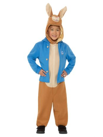 Peter Rabbit Deluxe Costume, Blue