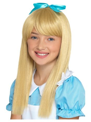 Wonderland Princess Wig, Blonde