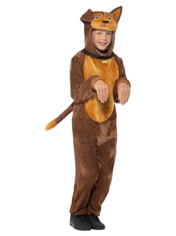 Dog Costume, Brown
