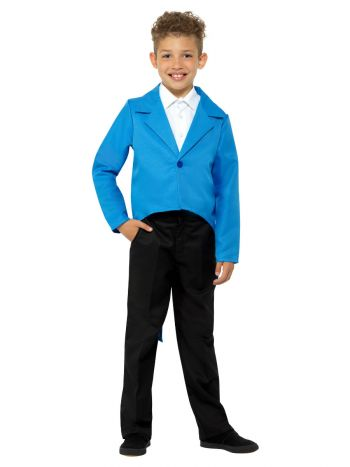 Tailcoat, Blue