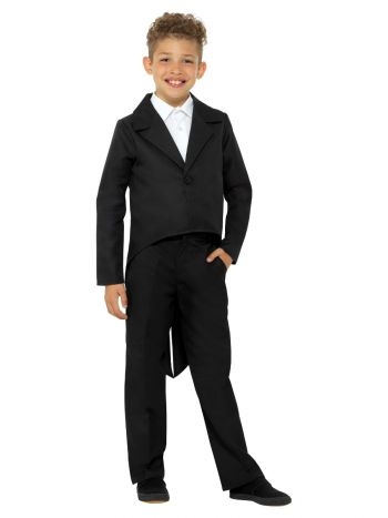 Tailcoat, Black