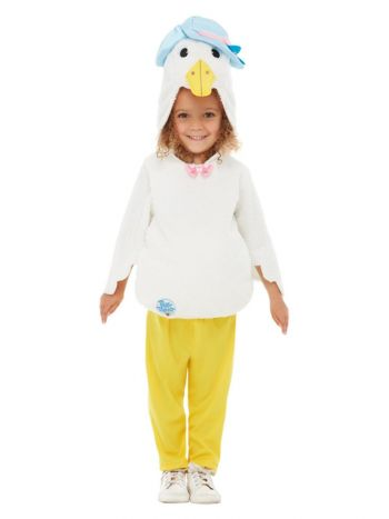 Peter Rabbit Deluxe Jemima Puddle-Duck Costume, Ye
