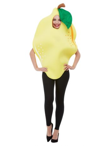 Lemon Costume, Yellow