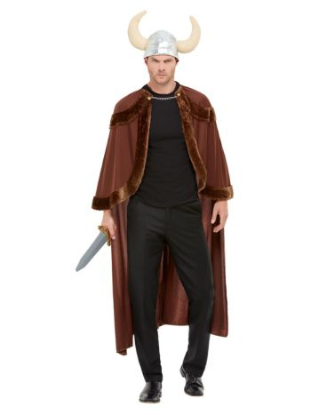 Viking Costume, Brown