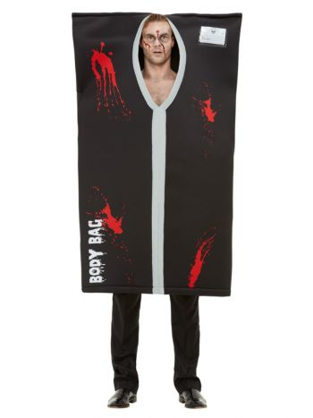Bodybag Costume, Black