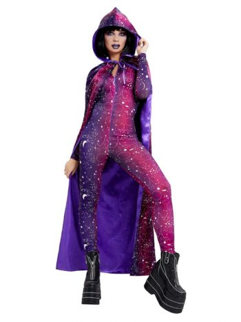 Galactic Cape, Purple