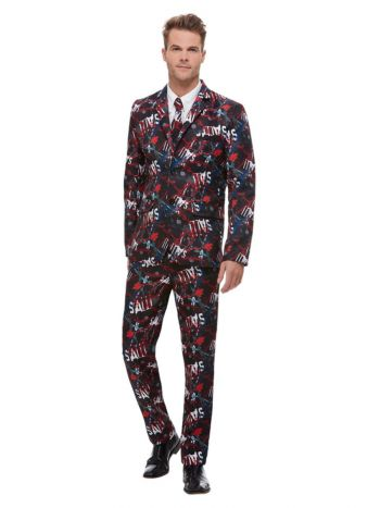 SAW Stand Out Suit, Black