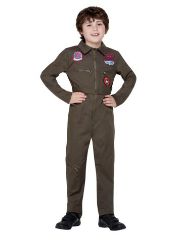 Top Gun Toddler Costume