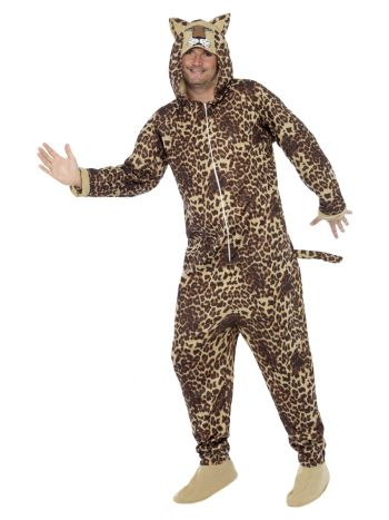 Leopard Costume, Brown