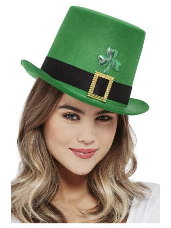 Paddy's Day Top Hat