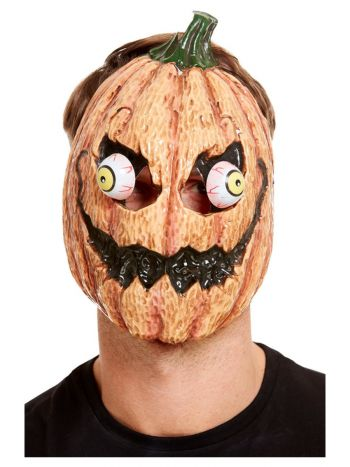 Pumpkin Mask, Orange